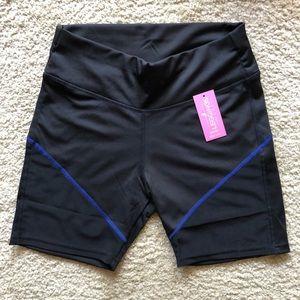 Black Biker Shorts